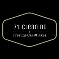 71cleaning cars&bikes
