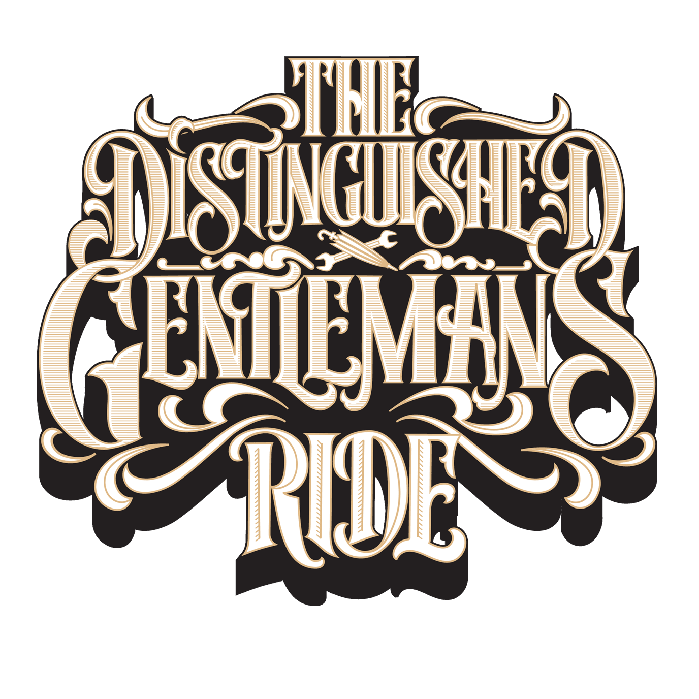 The 2016 Distinguished Gentlemans Ride