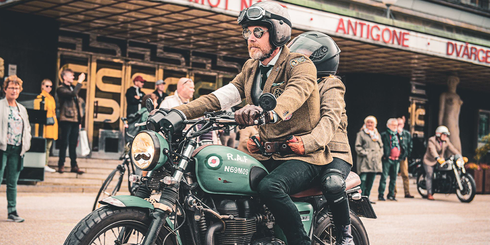 Faces of DGR: Niklas from Gothenburg